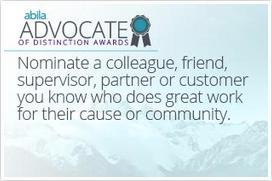 Advocate of Distinction
