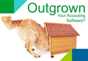 Have you outgrown your accounting software.